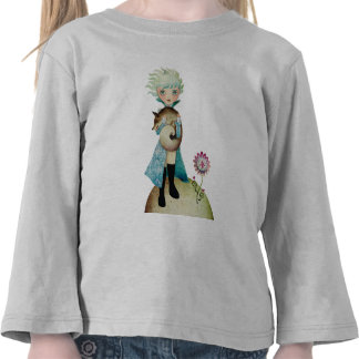 Wintry Prince T-shirt