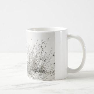 Wintry Straw Mug