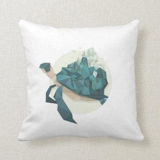 Winturtle Throw Pillow