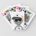 WinzoRaps Cool Cat Playing Cards
