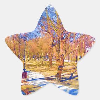 wiosna-1-33 star sticker