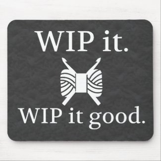 WIP It Good Crochet Texture Crafts