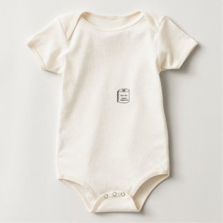 Wipe Out America's Budget Issues Baby Bodysuit