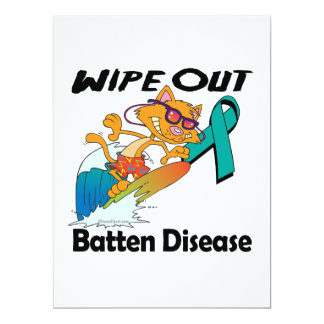 Wipe Out Batten Disease Announcements