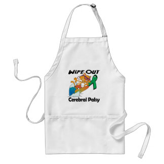 Wipe Out Cerebral Palsy Apron