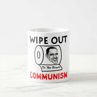 Wipe Out Communism! Coffee Mugs