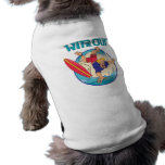Wipe Out Doggie T Shirt