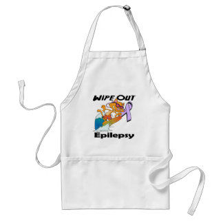 Wipe Out Epilepsy Apron