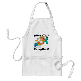 Wipe Out Fragile X Aprons