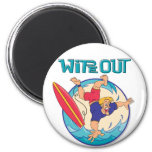 Wipe Out Fridge Magnets