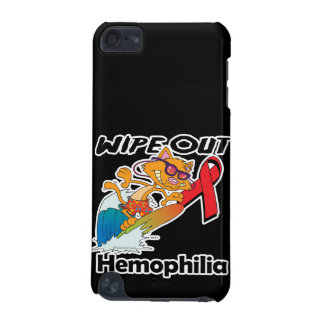 Wipe Out Hemophilia iPod Touch 5G Case