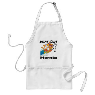 Wipe Out Hernia Aprons