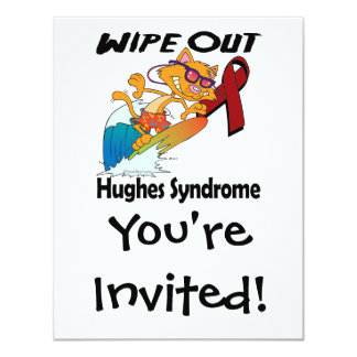 Wipe Out Hughes Syndrome Card