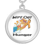 Wipe Out Hunger Necklaces