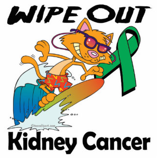 Wipe Out Kidney Cancer Photo Cutout