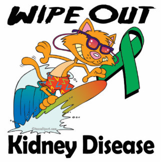 Wipe Out Kidney Disease Cut Out