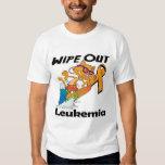 Wipe Out Leukemia (Orange) Shirts