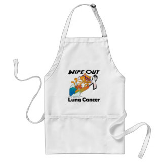 Wipe Out Lung Cancer Aprons