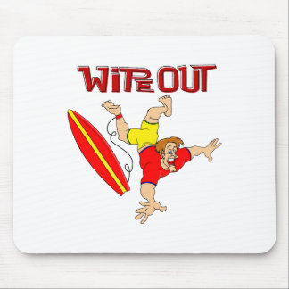 Wipe Out Mouse Pad