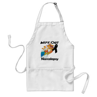 Wipe Out Narcolepsy Aprons