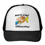Wipe Out Obesity Hat