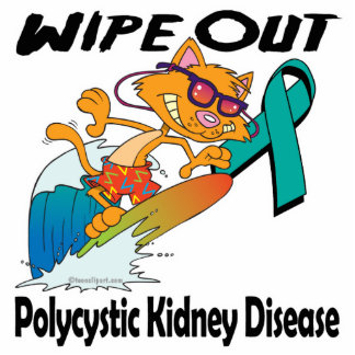 Wipe Out Polycystic Kidney Disease Photo Cutout