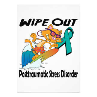Wipe Out Posttraumatic Stress Disorder Invites