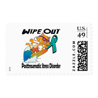 Wipe Out Posttraumatic Stress Disorder Postage