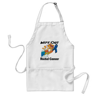 Wipe Out Rectal Cancer Apron