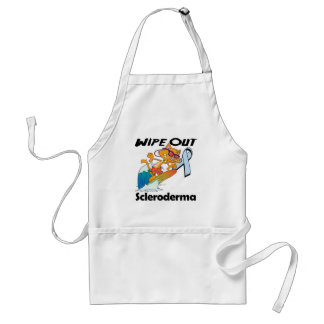 Wipe Out Scleroderma Apron
