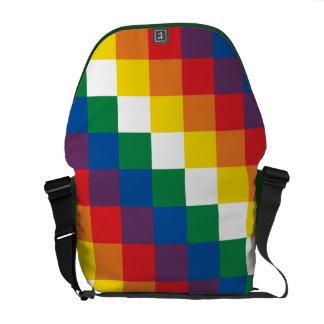 Wiphala Messenger Bag