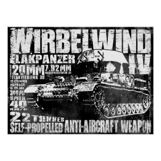 Wirbelwind Poster
