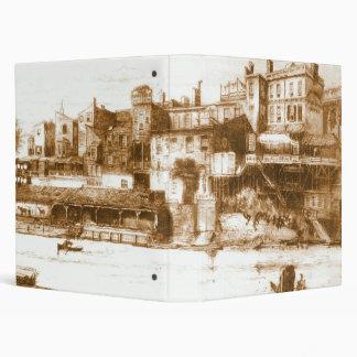 Wire Bridge Hotel 1880 Binder