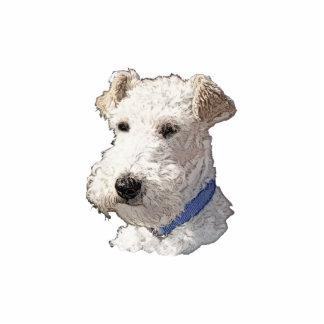 Wire Fox Terrier Art Photo Cutout