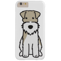 Case-Mate Barely There iPhone 6 Plus Case with Wire Fox Terrier Phone Cases design