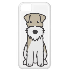 Case-Mate Barely There iPhone 5C Case with Wire Fox Terrier Phone Cases design