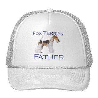 Wire Fox Terrier Father's Day Trucker Hat