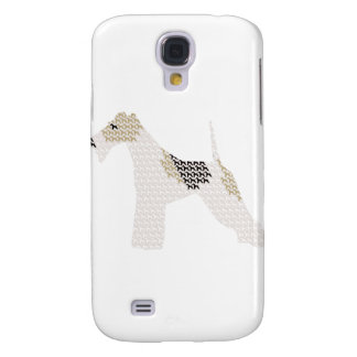 Wire Fox Terrier Galaxy S4 Cover