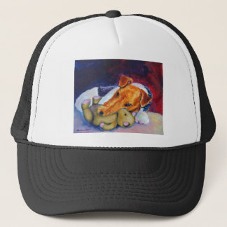 Wire Fox Terrier Hat