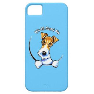Wire Fox Terrier IAAM iPhone SE/5/5s Case