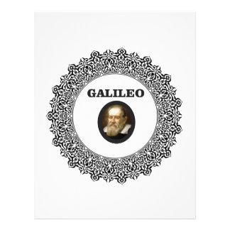 wire frame galileo letterhead