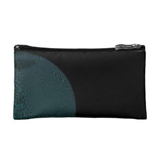 Wire Globe Cosmetic Bag
