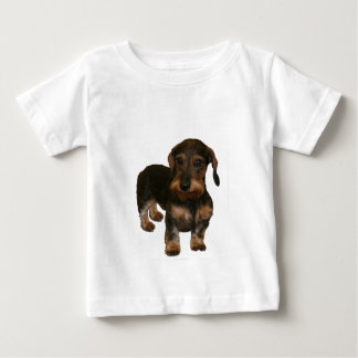 Wire Haired Dachshund Apparel Baby T-Shirt
