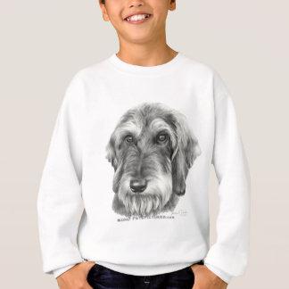 Wire-Haired Dachshund Sweatshirt
