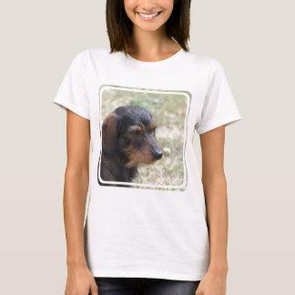 Wire Haired Daschund Dog T-Shirt