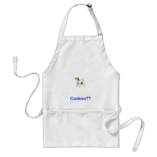 Wire Haired Fox Terrier Apron