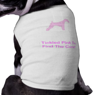 Wire Haired Fox Terrier Doggie Shirt