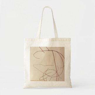 Wire Sea Lion II Tote Bag