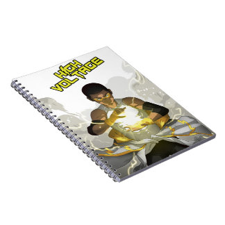 Wire Spiral Photo Notebook