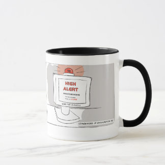 Wire Tap-o-Matic Mug! Mug
